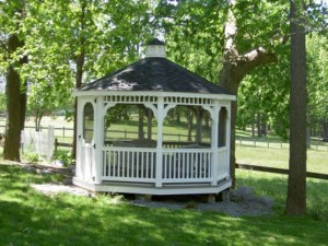 10 Foot Octagon Gazebo Plans