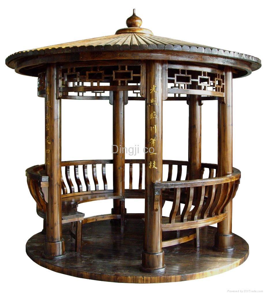 10x12 Wooden Gazebo Plans