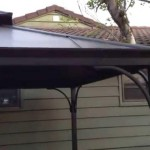 10x10 Metal Roof Gazebo