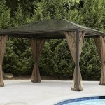 10x12 Metal Roof Gazebo