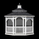 12 Octagon Gazebo Plans Free