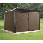 12x12 Gazebo Metal Roof