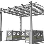 12x12 Square Gazebo Plans