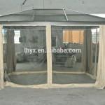 Aluminum Hardtop Gazebo Pavilion