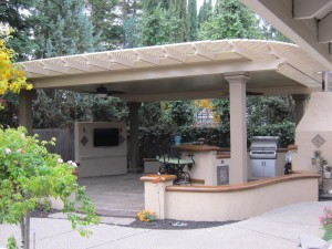 Aluminum Pergola Patio Covers