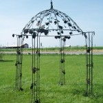 Buckingham Garden Party Metal Frame Gazebo