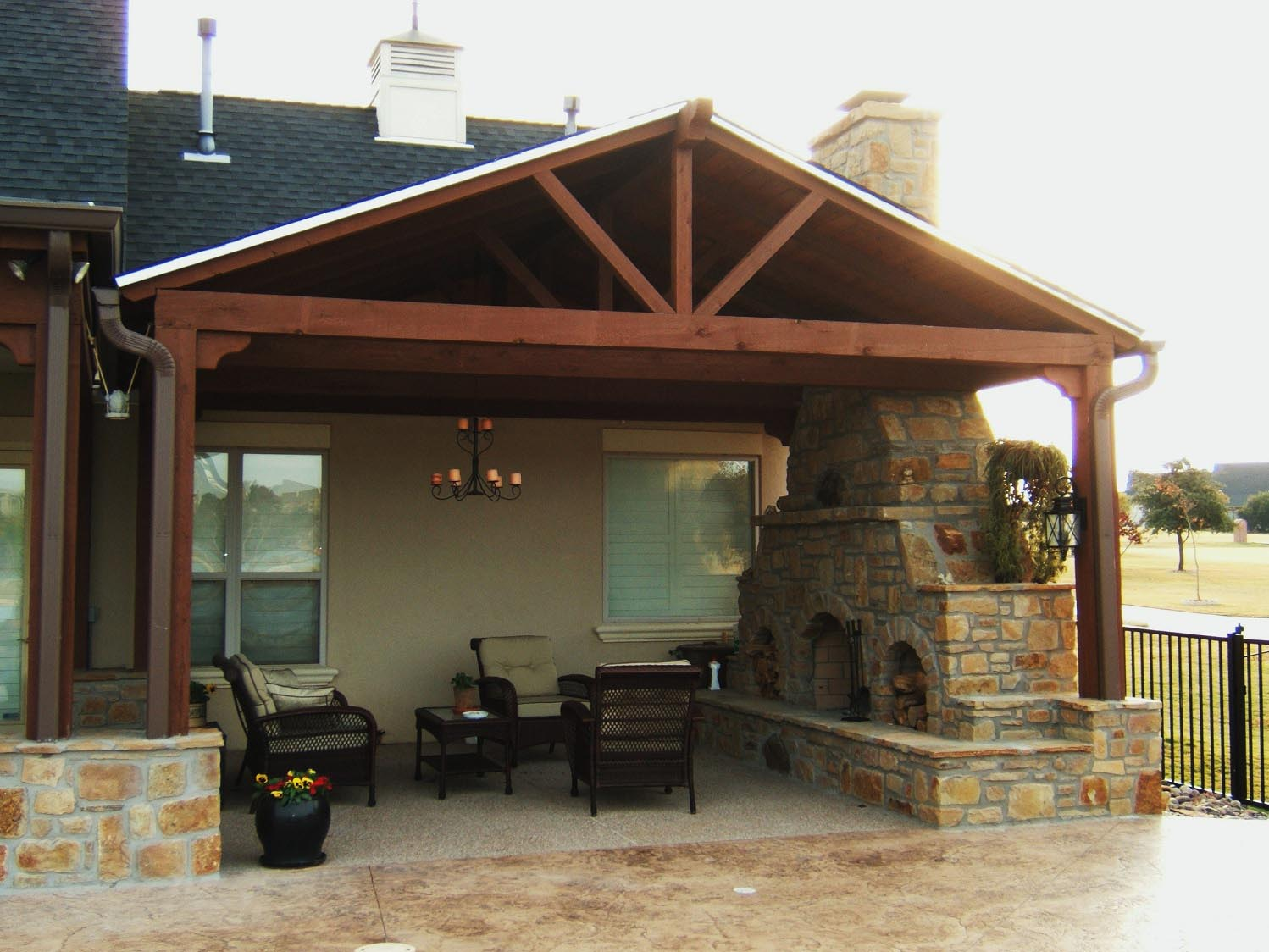 Build Pergola Patio Cover