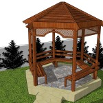 Building Plans for Gazebos