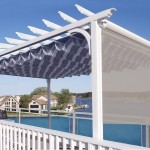 Canopy Covers for Pergolas
