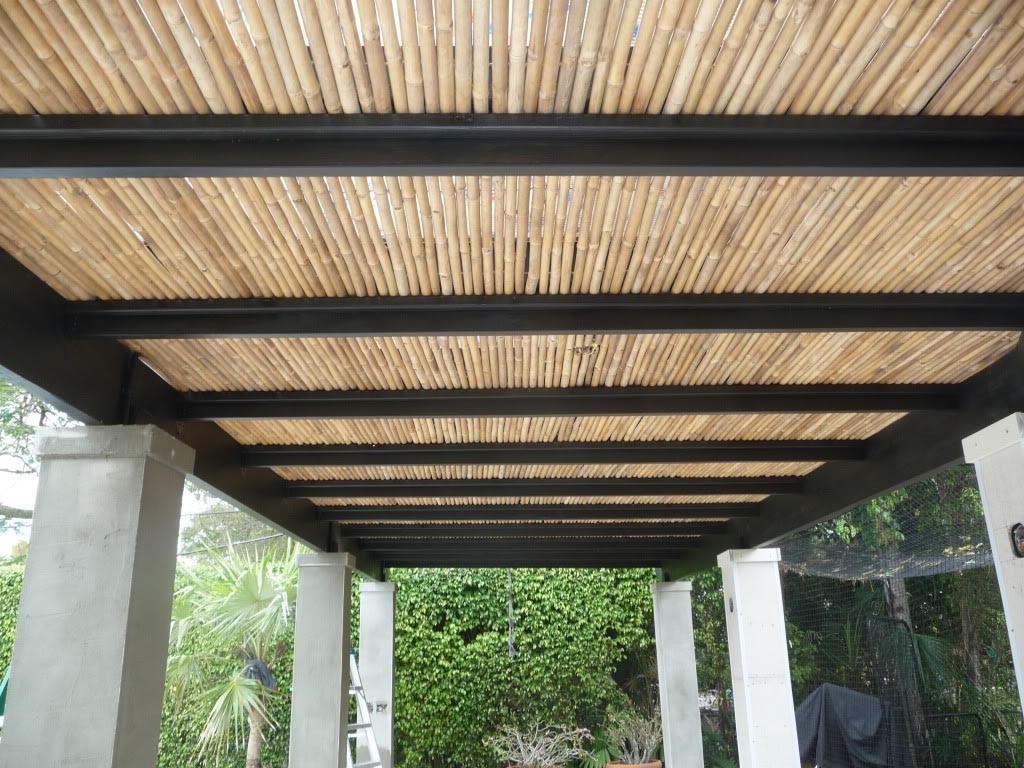 Canopy Fabric for Pergolas
