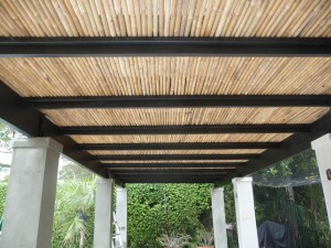 Canopy Fabric for Pergolas