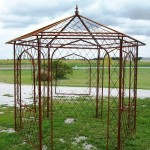 Costco Gazebo Metal Roof