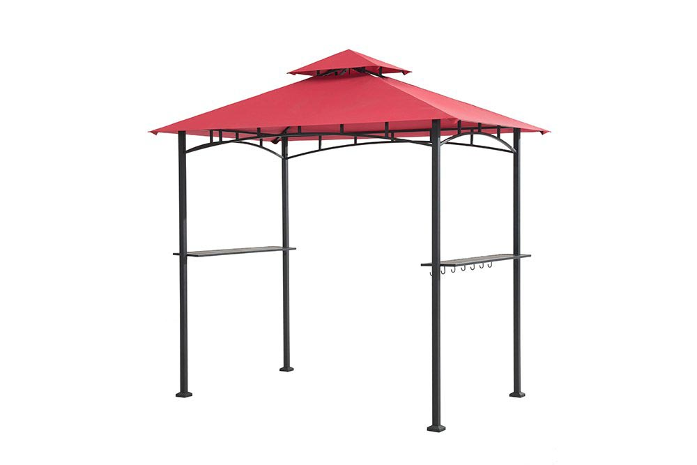 DIY Metal Gazebo Frame