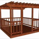 DIY Square Gazebo Plans