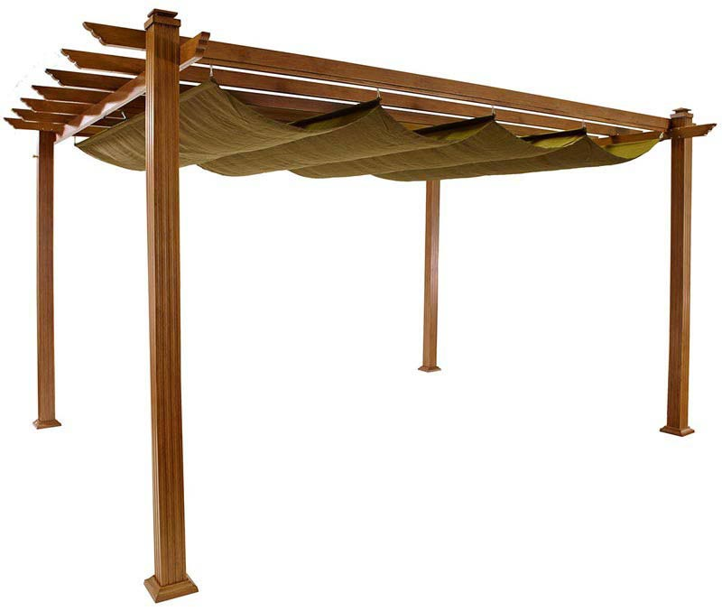 DIY Wood Gazebo Plans