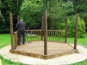 DIY Wooden Gazebo Kits