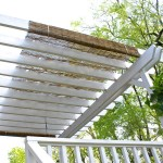 Fabric Deck Pergola Covers