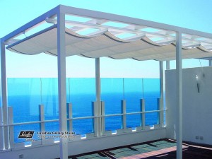 Fabric for Pergola Canopies