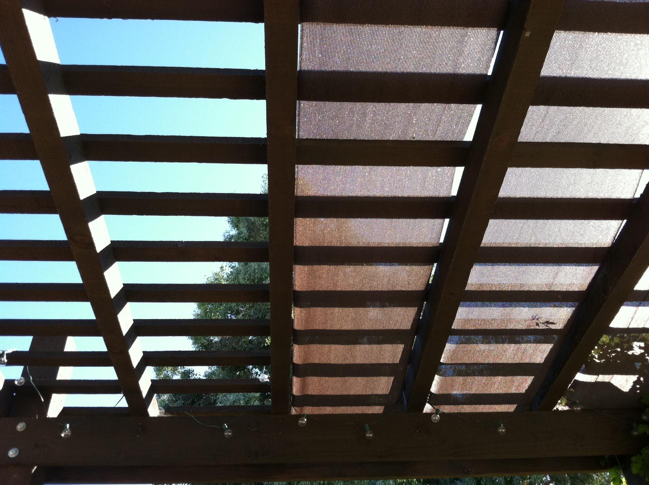 Fabric Pergola Cover Ideas