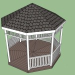 Free Hexagon Gazebo Plans