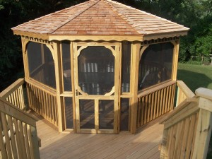 Free Hot Tub Gazebo Plans