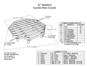 Free Oval Gazebo Plans