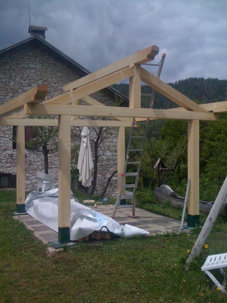 Gazebo building plans free pergola design ideas for Build own house plans