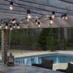 Gazebo Globe Lights Outdoor