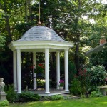 Gazebo Plans with Metal Roof