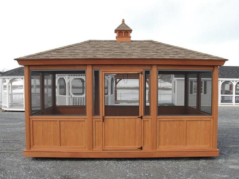 Gazebo Screen House Kit