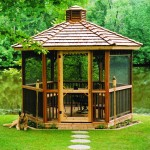 Gazebo Screen Kit 12 Feet