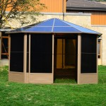 Gazebo Tent with Screen