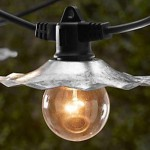 Hanging Solar Lights for Gazebo