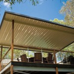 Insulated Pergola Roof Panels