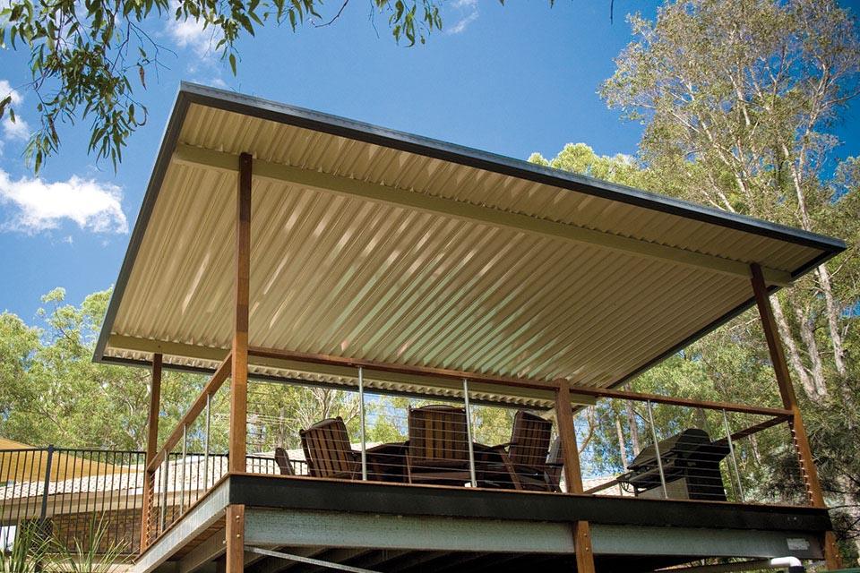 Insulated Pergola Roof Panels