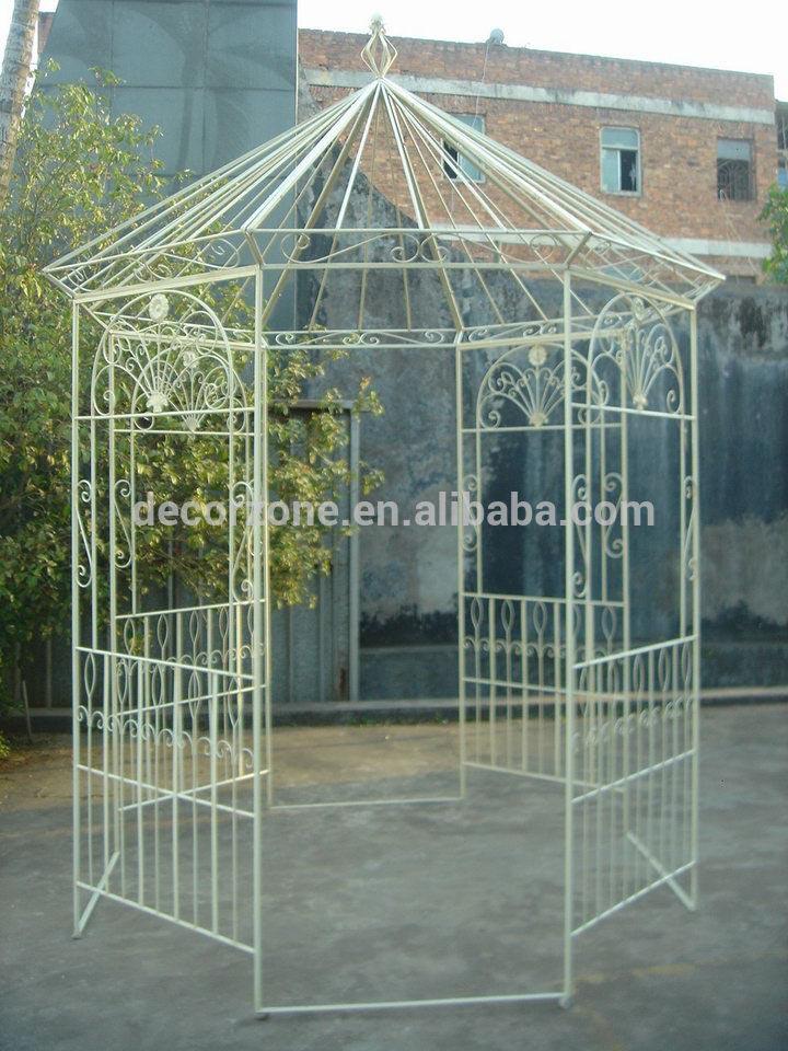 Metal Frame Garden Gazebos