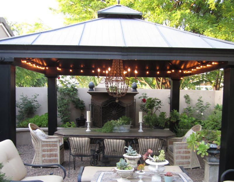 Do It Yourself Home Design: The Best Screened Gazebo Kits