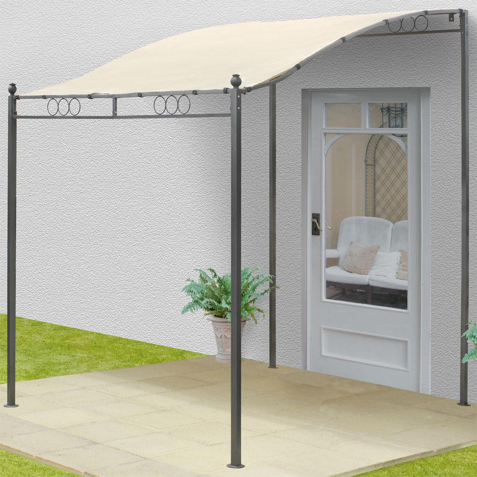 Metal Roof Canopy Gazebo