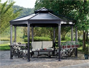 Metal Roof Gazebo Costco