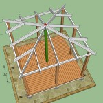 Metal Roof Gazebo Plans