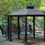 Metal Top Patio Gazebo