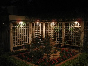 Naturally Solar Gazebo Light
