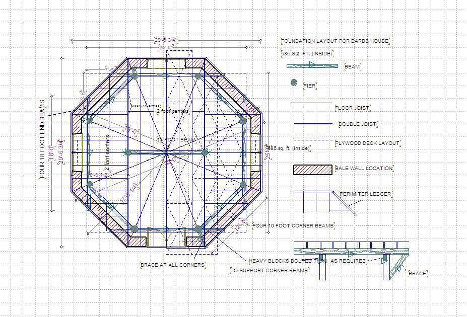 Octagon gazebo plans free pergola design ideas for Octagon deck plans free