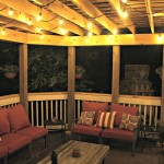 Outdoor Lighting Ideas for Pergolas