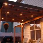 Outdoor Lighting Pergola Ideas