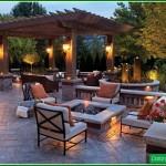 Outdoor Lights for Pergola