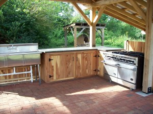 Outdoor Living Pergola Kits