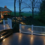 Outdoor Pergola String Lights