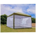 Outdoor Screen House Gazebos