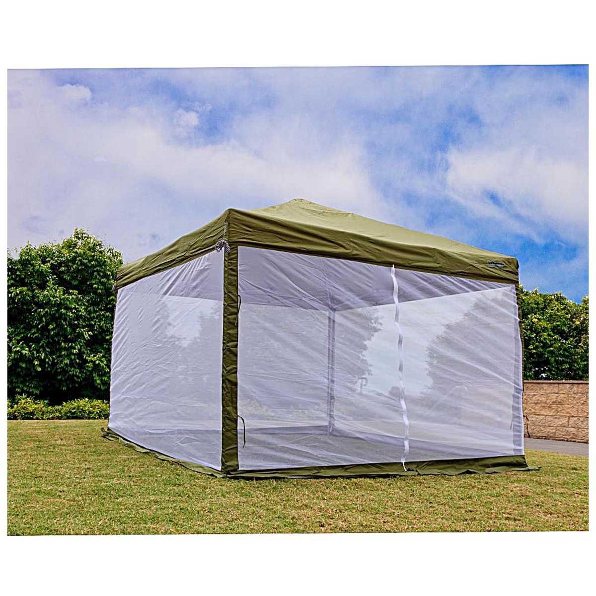 ... Outdoor Screen House Gazebos ...  sc 1 st  Pergola Design Ideas & The Comfortable Outdoor Screened Gazebo | Pergola Design Ideas